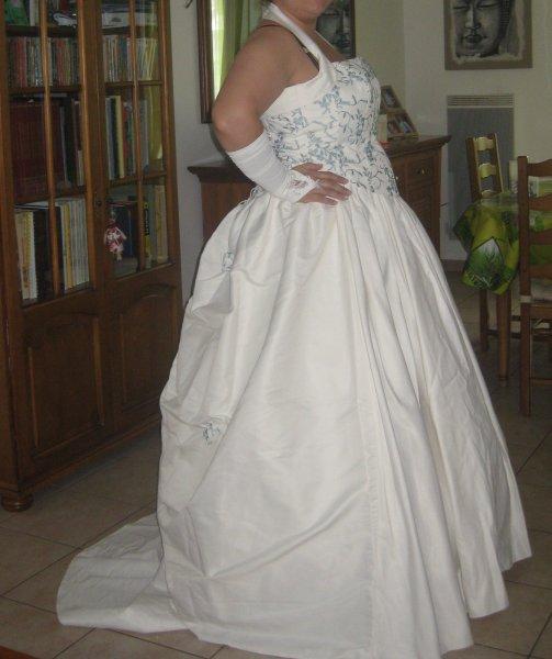 robe de mari e taille 48 pr t porter f minin et masculin
