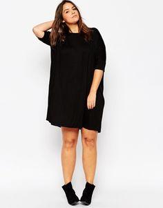 vetement grande taille femme ronde pr t porter f minin. Black Bedroom Furniture Sets. Home Design Ideas