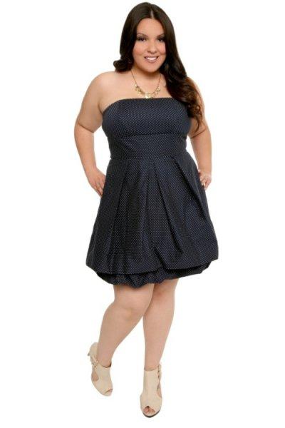 Extrêmement Femme ronde robe de soirée - Prêt à porter féminin et masculin MX18