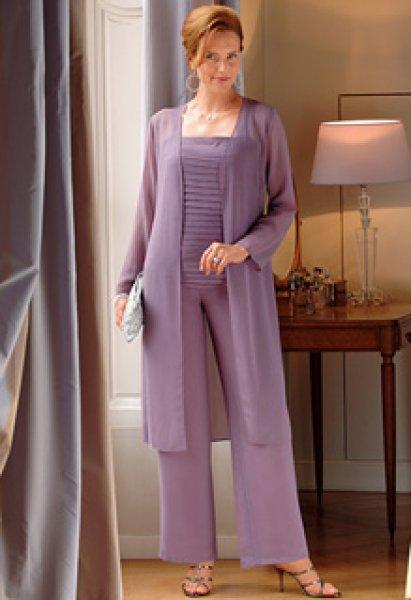 Bien connu Tailleur pantalon grande taille pour mariage - Prêt à porter  OW57