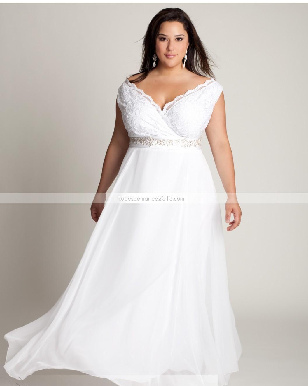Robes de soiree grande taille pour mariage