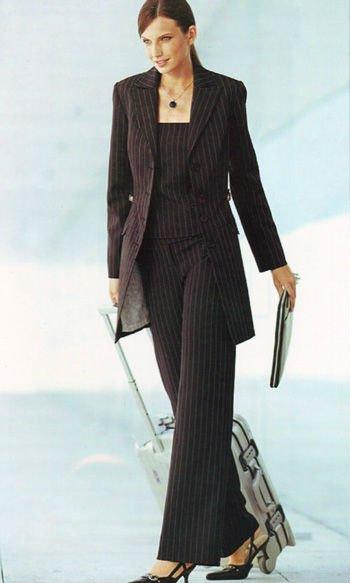 Célèbre Tailleur pantalon femme pour mariage grande taille - Prêt à porter  YI79