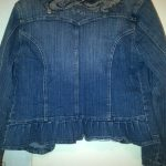 Veste jean femme taille 50