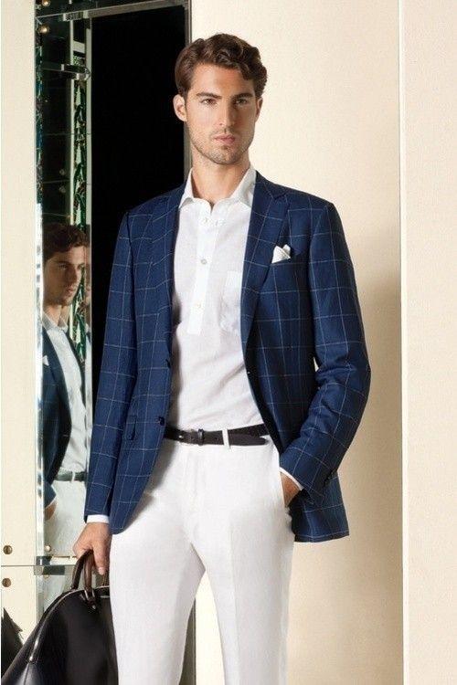 Costume bleu blanc - Idée de Costume et vêtement 0b39ca46e32