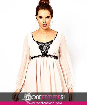 Soldes robes femmes grandes tailles