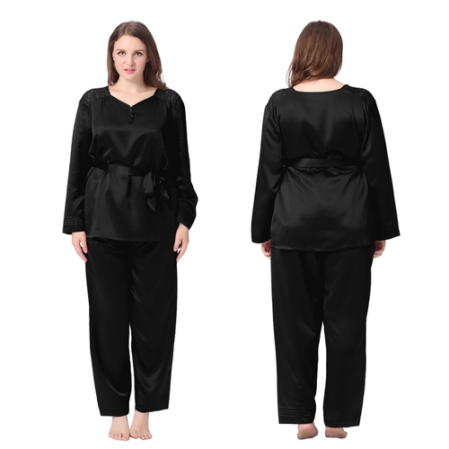 pyjama femme grande taille pr t porter f minin et masculin. Black Bedroom Furniture Sets. Home Design Ideas