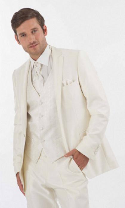Costume homme ivoire pr t porter f minin et masculin - Costume homme pret a porter ...