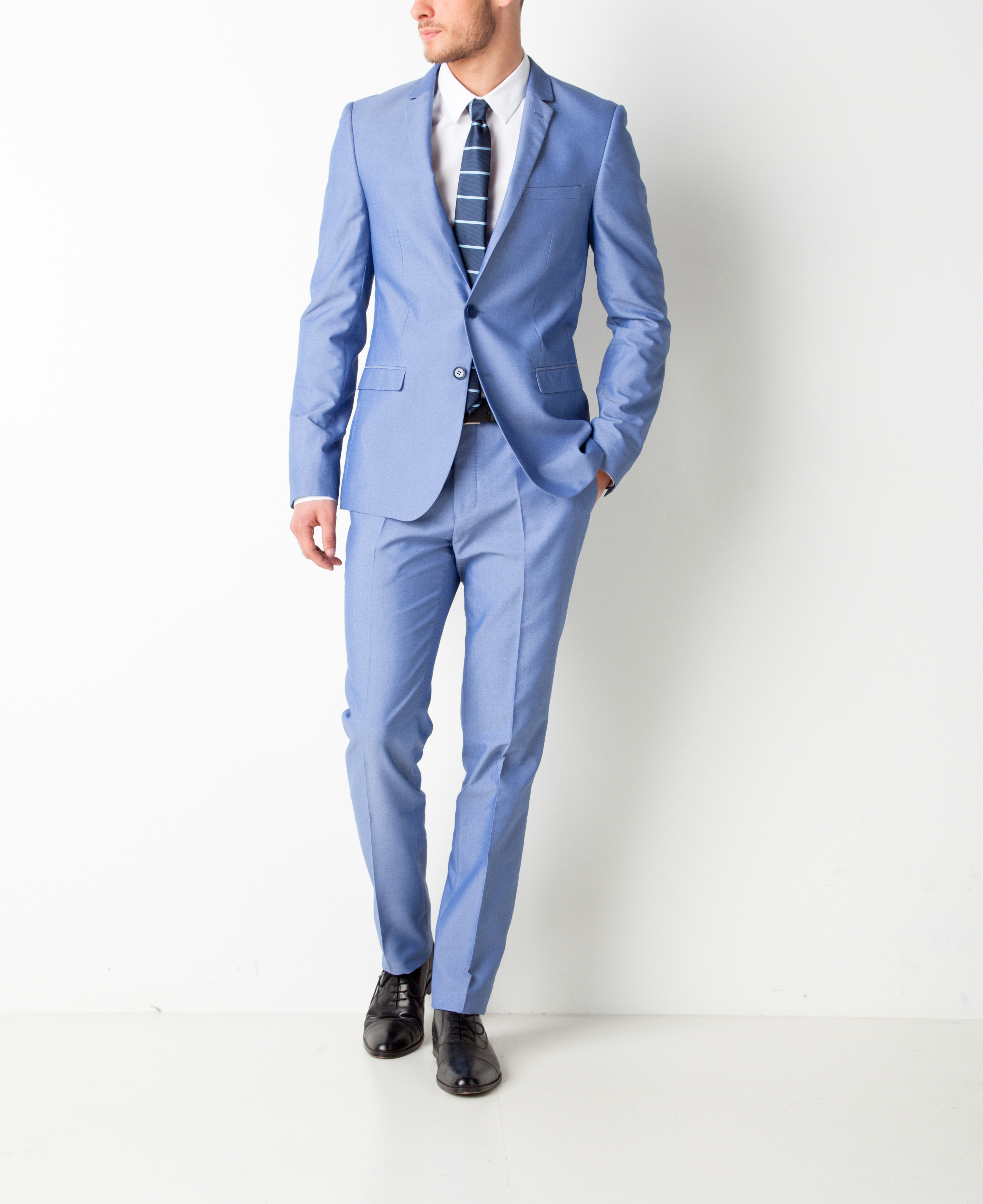 Costume homme bleu pr t porter f minin et masculin - Costume homme pret a porter ...