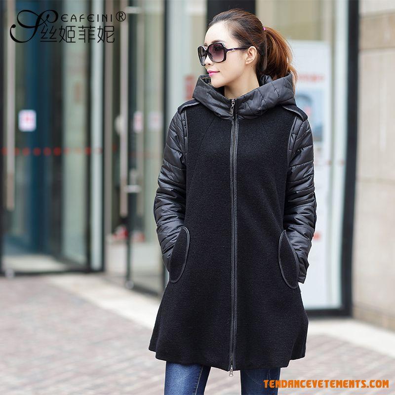 manteau femme grande taille original pr t porter f minin et masculin. Black Bedroom Furniture Sets. Home Design Ideas