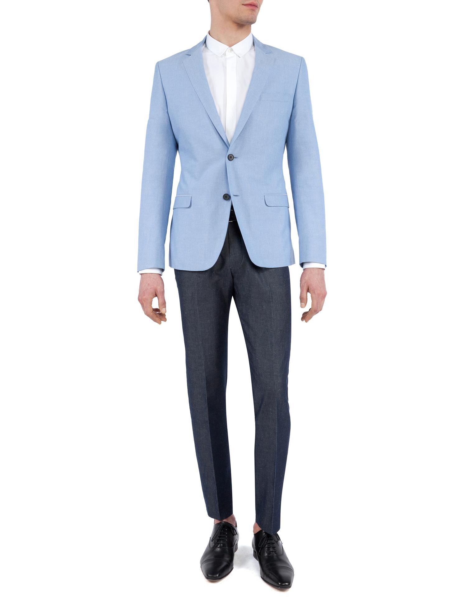 Costume homme bleu ciel pr t porter f minin et masculin - Costume homme pret a porter ...