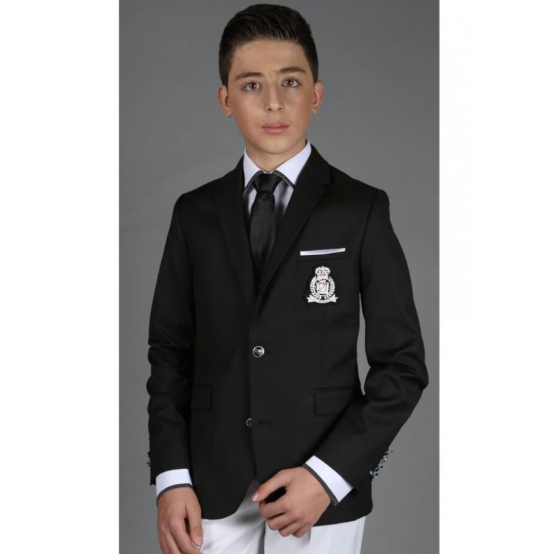 veste costume gar on 16 ans pr t porter f minin et masculin. Black Bedroom Furniture Sets. Home Design Ideas