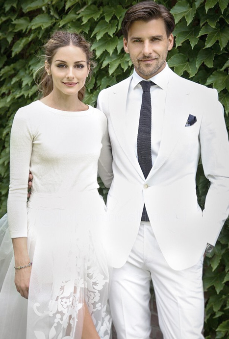 Favori Costume homme mariage blanc - Prêt à porter féminin et masculin SF13