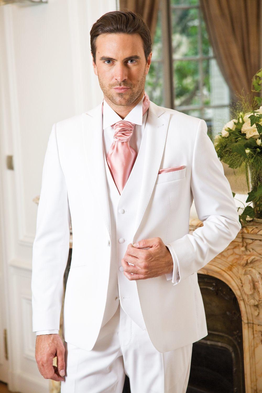 costume homme mariage blanc pr t porter f minin et masculin. Black Bedroom Furniture Sets. Home Design Ideas