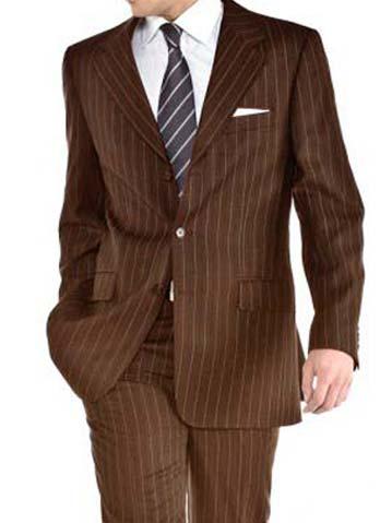 Bien connu Costume marron homme - Prêt à porter féminin et masculin GC56