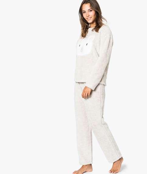 pyjama doux femme pr t porter f minin et masculin. Black Bedroom Furniture Sets. Home Design Ideas