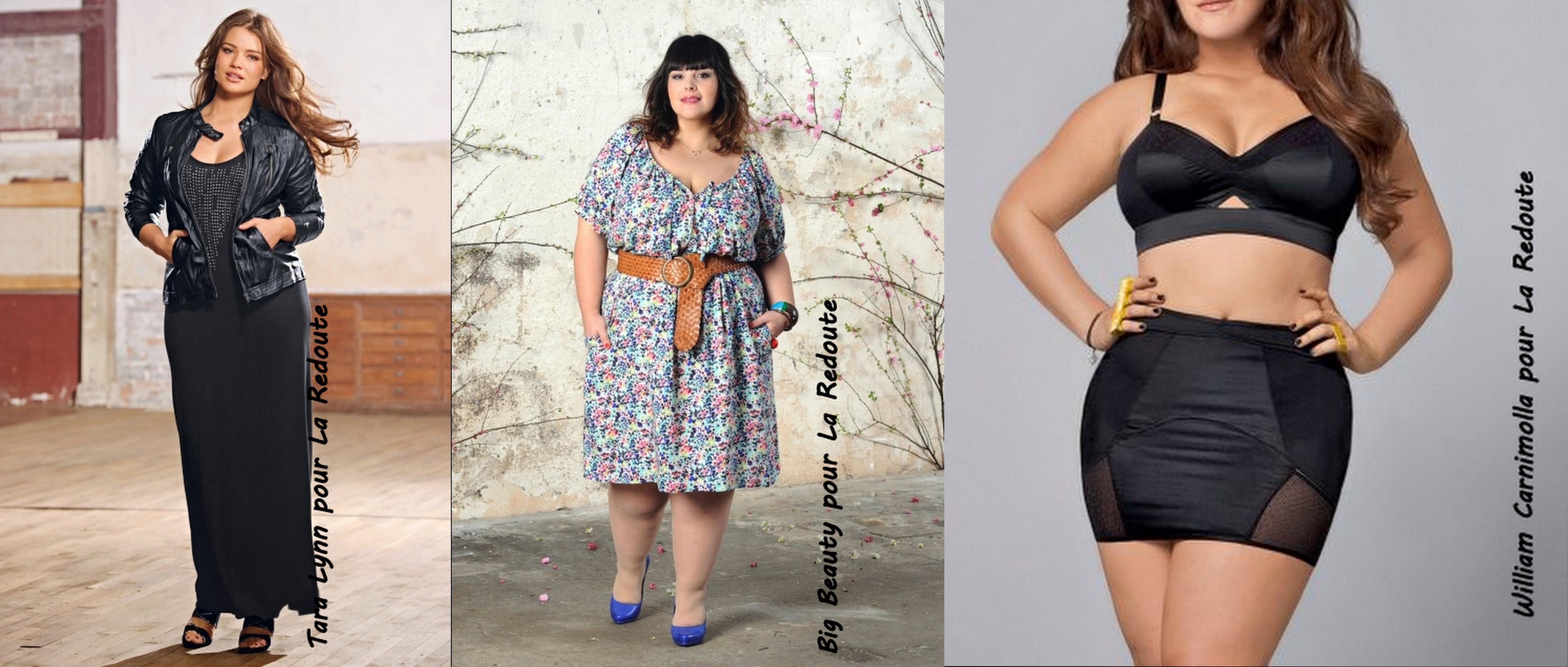 Vetements femme grande taille de marque