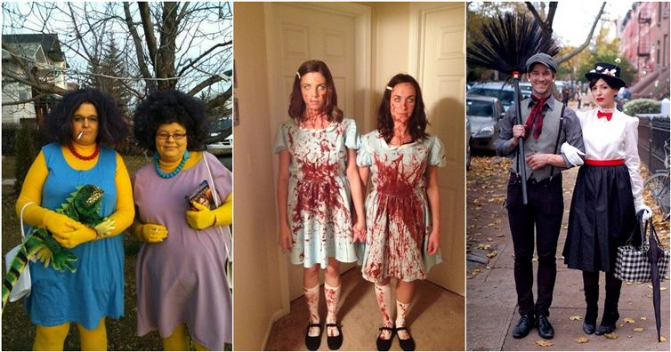 Costume halloween original