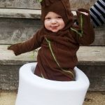 Halloween costume 4 month old